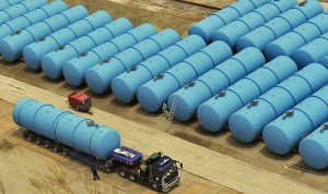 New Fukushima leak caused by overfilling……