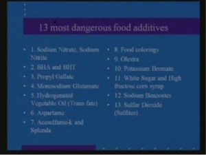 The 13 most dangerous additives to remove from your diet
