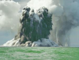 Fukushima 5.3 Magnitude Earthquake Caused By Super Volcano Tamu Massif Freak Nuclear Eruption