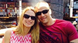 Shot dead at her high school reunion by ex-husband