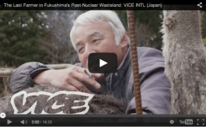 The last farmer of Fukushima Japan