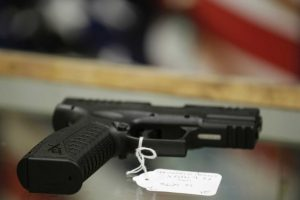 US toddler shoots father and mother
