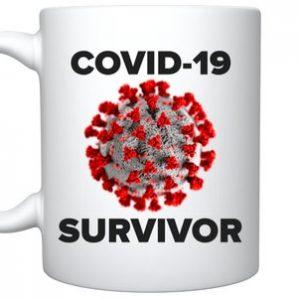 COVID19 survivor red