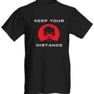 Keep your distance RED 2020